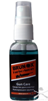 Средство для чистки оружия BRUNOX 30 ml