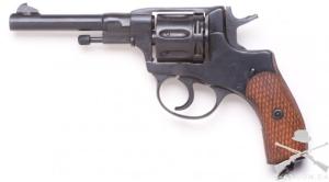 Травматический  револьвер НАГАН кал. 9 мм Р.А.