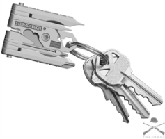 Мультитул Swiss+Tech Micro-Max 19 в 1