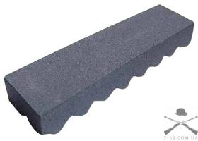 Камень для правки точильных камней 205х56х25мм #100