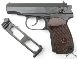 Пистолет Флобера СЭМ ПМФ-1 4мм