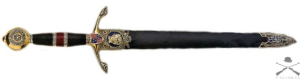 Кинжал Черный Принц | 02500