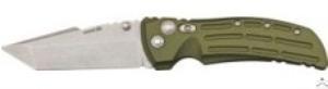 Нож Hogue EX-01 Tactical Folding Knife (алюминий, зелёный)