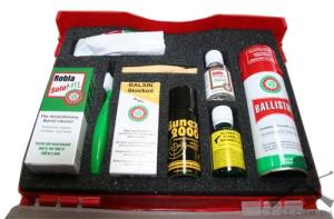 Набор масел Klever Ballistol Waffenpflegeset для ухода за оружием
