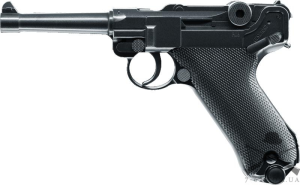 Пистолет пневматический KWC Luger P-08 Blowback! 4,5 мм