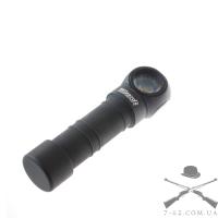 Фонарь Armytek Wizard Pro XM-L2 90CRI (Warm) Black (630 Lm)