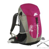 Рюкзак Marsupio Teide 18 Grigio Ciclamino