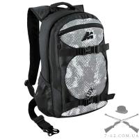 Рюкзак Marsupio Lux 22 Nero Bianco