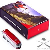 Нож Ego tools A01.11 красный