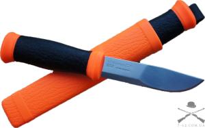 Нож Mora 2000 оранж. нержавейка