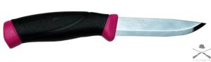 Нож Morakniv Companion Magenta нержавеющая сталь цвет пурпурный