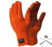 Перчатки тактические водонепроницаемые Dexshell ThermFit TR M оранжевые