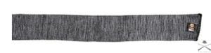 Чехол Allen эластичный, длина 132 см, цвет серый (темный)