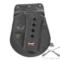 Кобура Fobus для пистолетов Glock 17/19, Форт 17 с поясным фиксатором