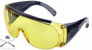 Очки Allen Fit-Over Shooting Glasses для спортивной стрелбы в очках