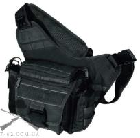 Сумка UTG (Leapers) Multi-functional Tactical мультифункциональная, черная