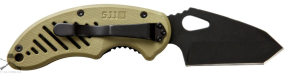 Нож тактический 5.11 LDE Tanto Folder