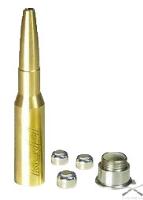Лазерный патрон Red-I (ЮАР) для холодной пристрелки, калибр 9.3*74R