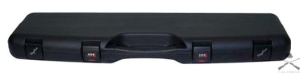 Кейс Mega line 110x25x11 пластиковый, черный, с кодовым замком