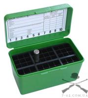 Кейс МТМ Broadhead Tacle Box для наконечников стрел и прочих комплектующих, камуфляжный, на 12 штук