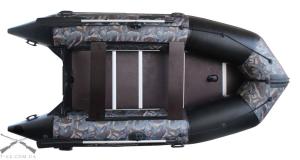 Моторная лодка с жестким дном и надувным кильсоном K-400 (базовая)