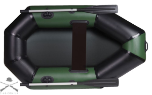 Вёсельная лодка ELFIN-BOAT В-210 (базовая)