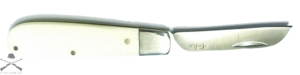 Нож Tekut MK 5008-W Storm White, белый