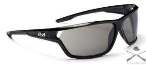 Очки солнцезащитные Optic Nerve Dedisse Shiny Black (IC Deuce)