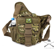 Сумка-кобура оперативная плечевая ADB (Agent Day Bag)