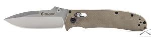 Нож Ganzo G704 желтый