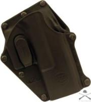 Кобура Fobus safety Holster, Belt, Glock 17/19/Форт - 17, с креплением на ремень, замок на скобе