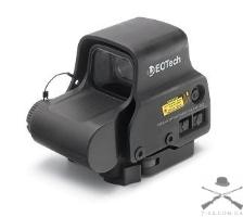 Прицел коллиматорный EOTech EXPS3-4 c Увеличителем G33.FTS | HHS1