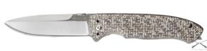 Нож складной Vega Сатин Микарта 440C, Kizlyar Supreme