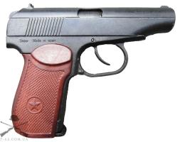 Аренда макета оружия пистолета Макарова Denix  |1112