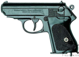 Аренда макета оружия Вальтер Waffen-SSPPK Германия |1277