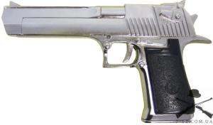 Аренда макета оружия Desert Eagle, Израиль 1983г. | 1123NQ