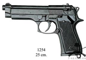 Аренда макета оружия Beretta 92F |1254