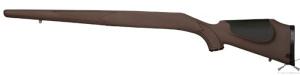 Ложа ATI для Мосина, с затыльником, пластик, коричневая