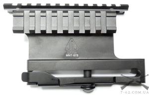 Быстросъемная база крепления UTG (Leapers) MNT-978 для АК, длина - 140 мм, высота - 83,8 мм, ширина - 43,2 мм, made in USA