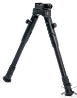 Сошки Leapers, высота 221-269 мм, на планку Weaver/Picatinny и антабку