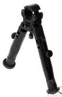 Сошки Leapers, высота 155-170 мм, под стволы диаметром 11-19 мм