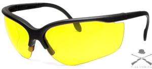Очки стрелковые REMINGTON T40-40 желтые