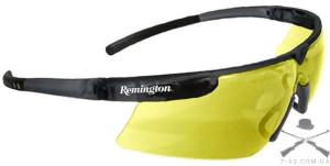 Очки стрелковые REMINGTON T72-40 желтые