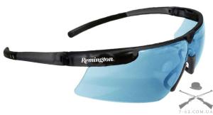 Очки стрелковые REMINGTON T72-B синие