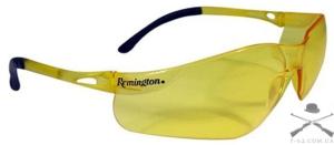 Очки стрелковые REMINGTON T76-40 желтые
