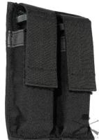Подсумок BLACKHAWK для двух магазинов Pouch Hook черный   61ACDMBK