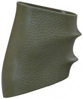 Накладка на рукоять Hogue Handall резиновая, большая, зеленая