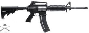 Винтовка малокалиберная Walther Colt М4 Carbine 22 LR (б/у)