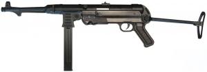 Макет Пистолет-пулемет Шмайсер MP-40, 1940 год Германия | 1111