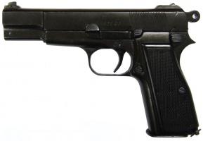 Макет Пистолет Browning HP, 1935 год Бельгия | 1235